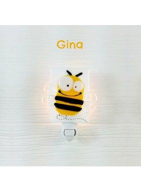 Veille sur toi Bee Night light
