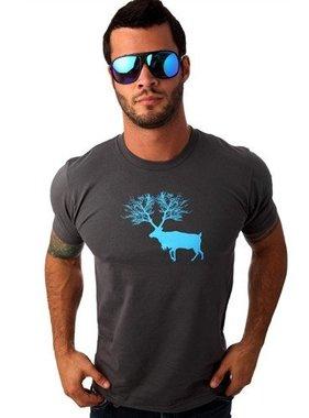 1 Caribou T-shirt