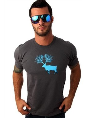 1 T-shirt Caribou