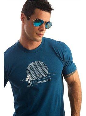 1 T-shirt Biophère