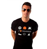 T-shirt J'aime MTL