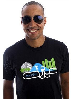 1 T-shirt Montréal
