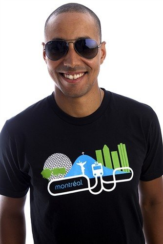T-shirt Montréal