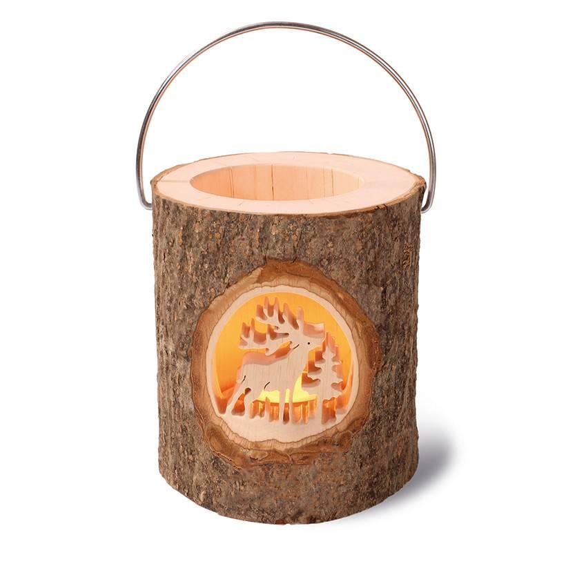 Moose bark pail 4137-3