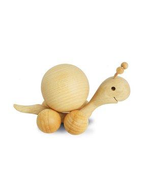 Escargot avec ballon de plage 4035