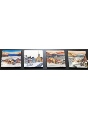 Renee Bovet Charlevoix Coasters