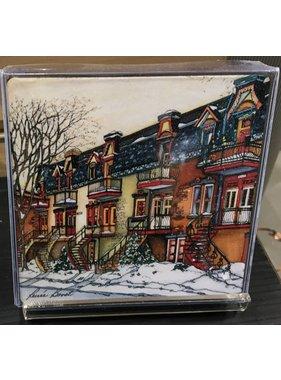 Renee Bovet Montreal Coasters