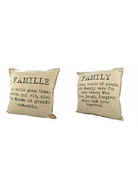 Family Cushion 692-005