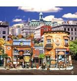 Vieux Montréal Magnet