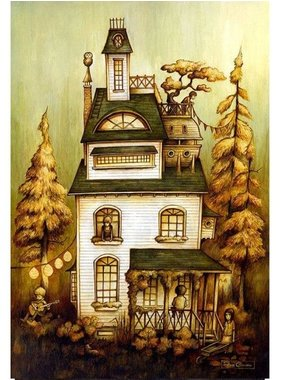 Summer House 13x19