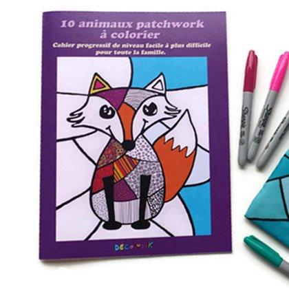 Decoludik coloring book