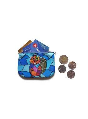 Castor porte monnaie