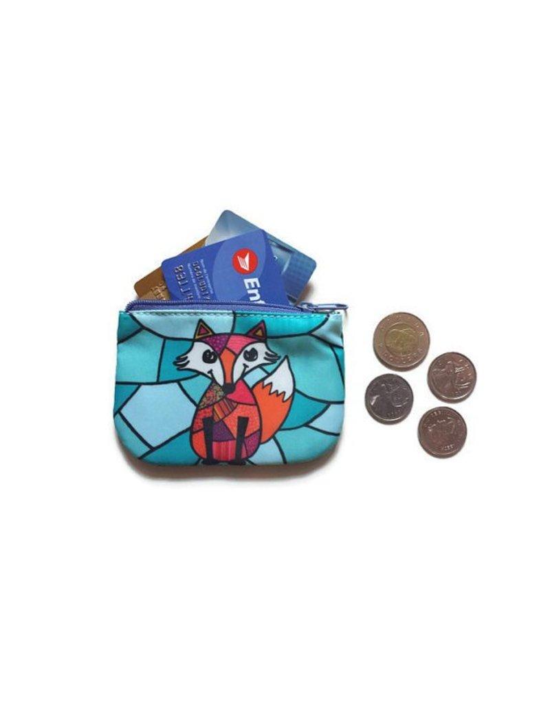 Renard porte monnaie