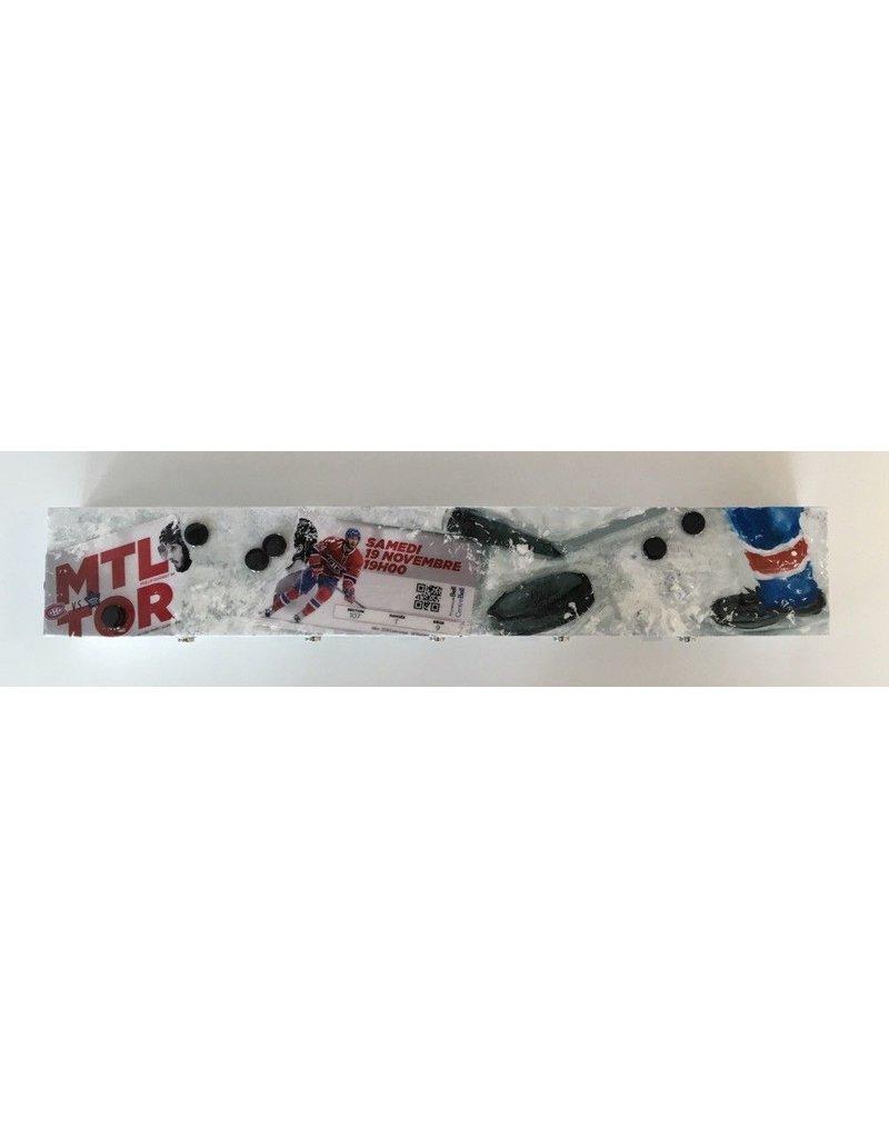 "Anne Marie Simard Hockey Style 3""x18"""