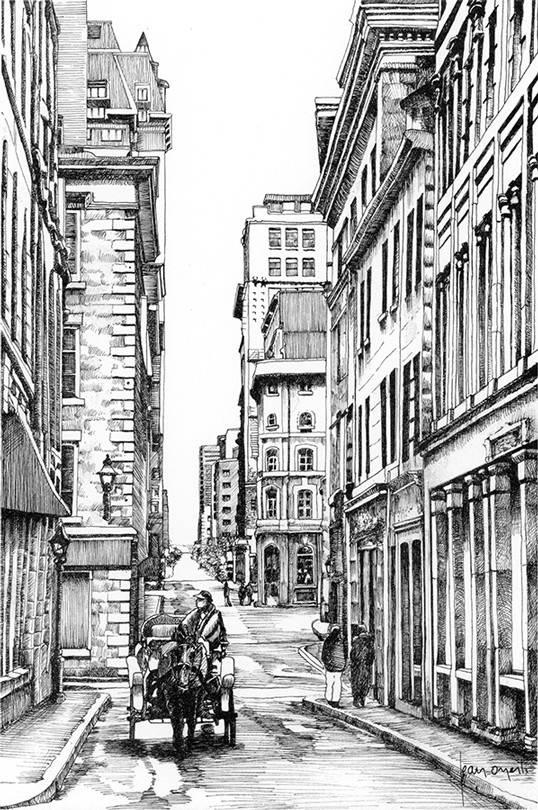 Rue Bleury St Pierre L6M 8 1/2 x 11