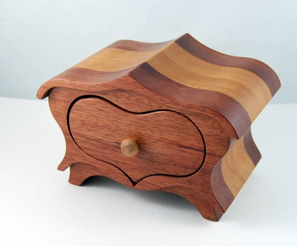 Jewelery box Heart  - medium