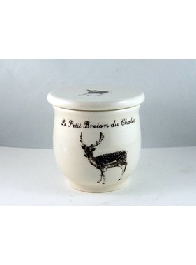 French butter dish - small