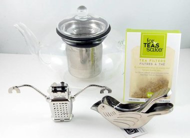 COFFEE AND TEA ACCESSORIES