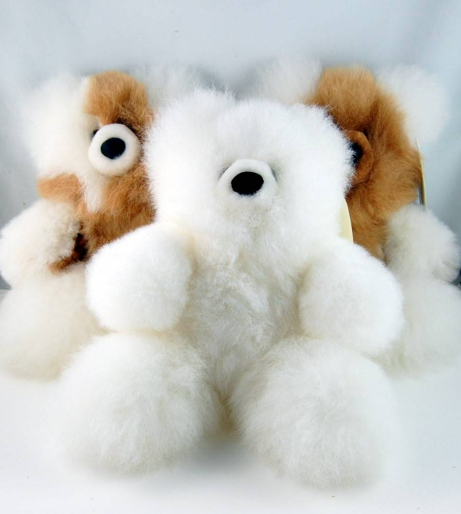 Alpaca Teddy Bear 12 inch