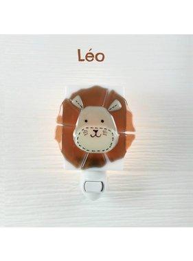 Veille sur toi Veilleuse Lion Léo