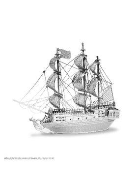 Metal E bateau pirate MMS012