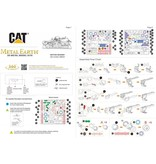 Niveleuse CAT MMS421