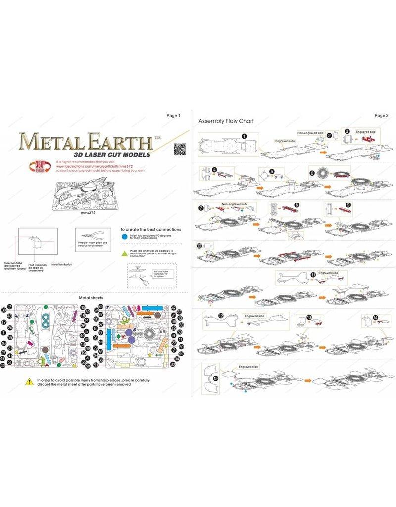 Metal E Batman MMS372
