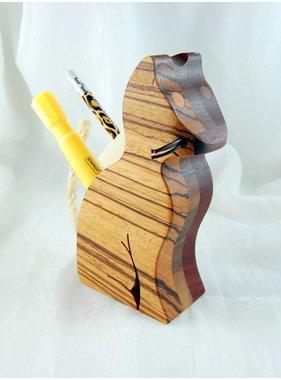 Alain Mailhot - Sculpteur 1 Porte-crayons  - Chat