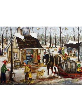 La cabane à sucre 621475 - C. Genest