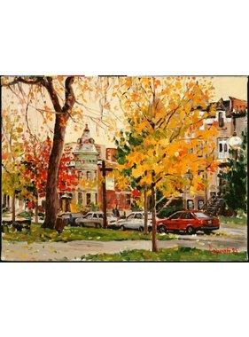 Trefl Puzzle - Fall Day