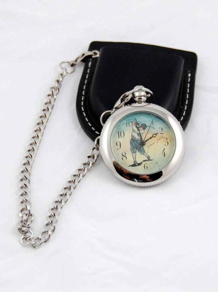 Diane Balit H Golfer - Pocket watch