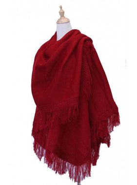 1 Classic Cape in Alpaca wool - Choice of color