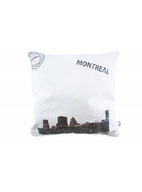 1 Coussin Montréal Toé La