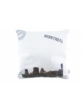 1 Old Montreal Pillow