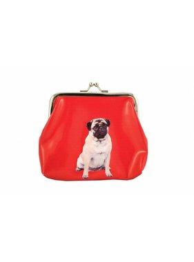 Wallet Pug Dog 707-006