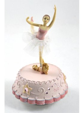 1 JUN 934 Dance Ballerina