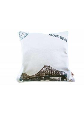 1 Coussin Cartier de Montréal