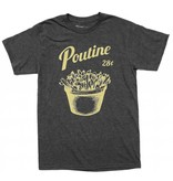 T-shirt Poutine Gris