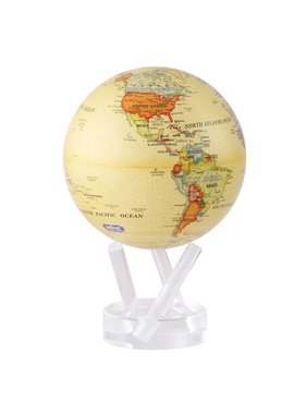 1 Globe antique 4.5