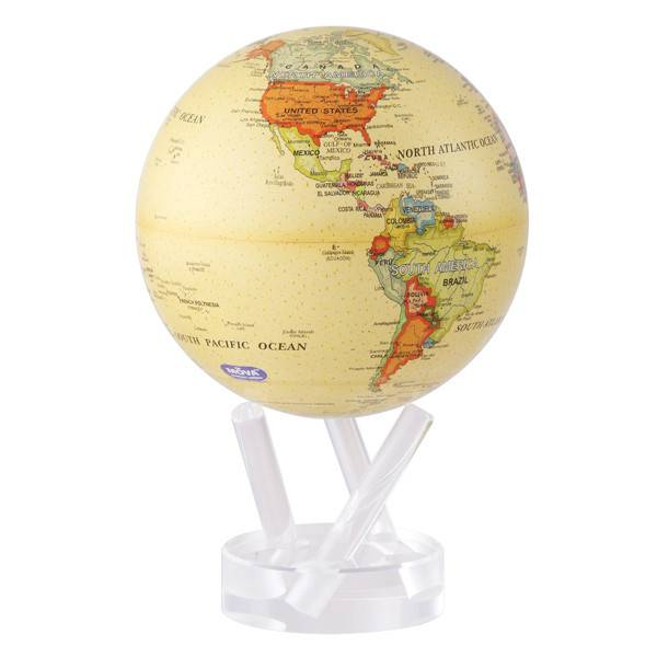 Globe antique 4.5