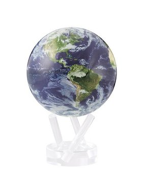 1 Globe Bleu océan - Vue Satellite