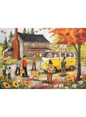 Trefl Puzzle - Souvenir Expo 67