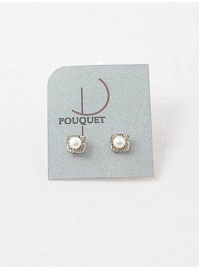 Sabine Pouquet Joaillière/Jewellery 1 Class BO Carre Pin BoPC