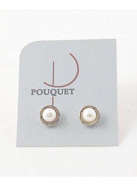 Sabine Pouquet Joaillière/Jewellery 1 Class BO Rond Pin G BoPRG