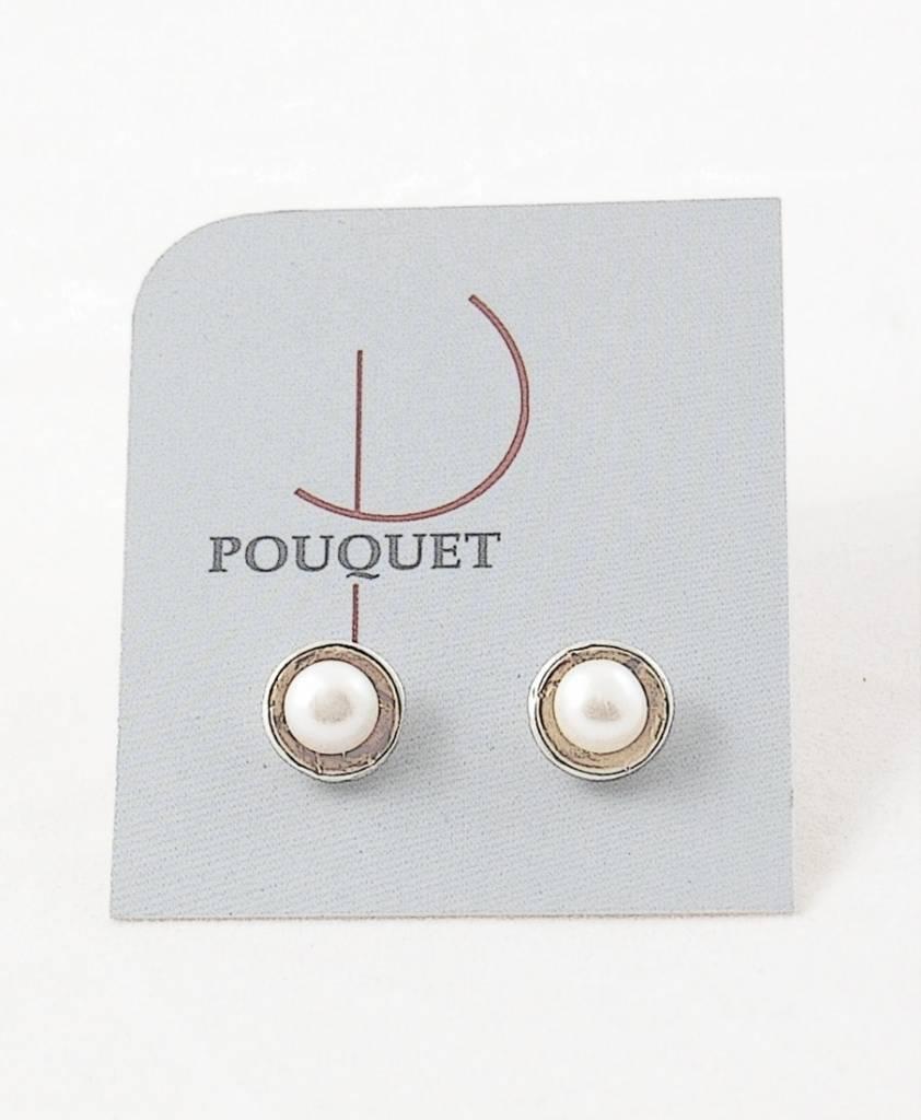 Sabine Pouquet Joaillière/Jewellery Class BO Rond Pin G BoPRG