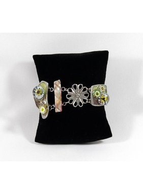 1 Bracelet Corallien - vert