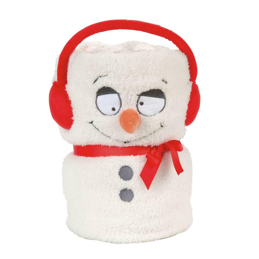Snowman Snowthrow