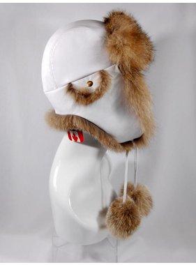 AV Lynx canadien cuir blanc #118 - Femme