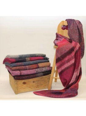 Alpaca wool Throws - 40% Alpaca