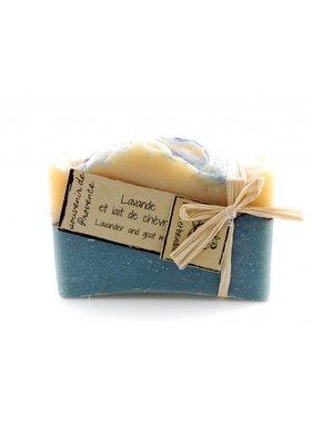 Souvenir of Provence - Lavender goat's milk